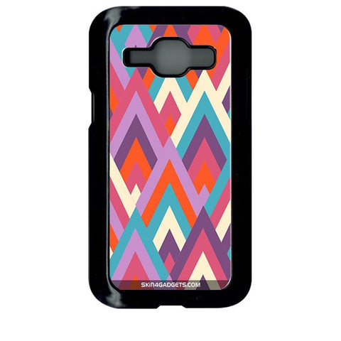 Peaks For SAMSUNG GALAXY J1 BLACK PRO CASE