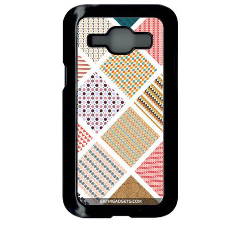Varied Pattern For SAMSUNG GALAXY J1 BLACK PRO CASE