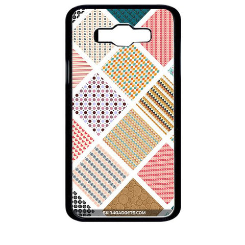 Varied Pattern For SAMSUNG GALAXY J7 BLACK PRO CASE