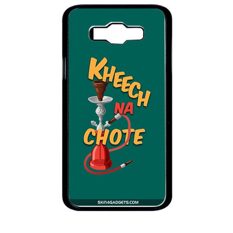 Kheech na Chote For SAMSUNG GALAXY J7 BLACK PRO CASE