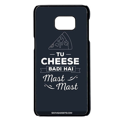 Tu Cheese Badi Hai Mast Mast For Samsung Galaxy Note 5 Edge BLACK PRO CASE