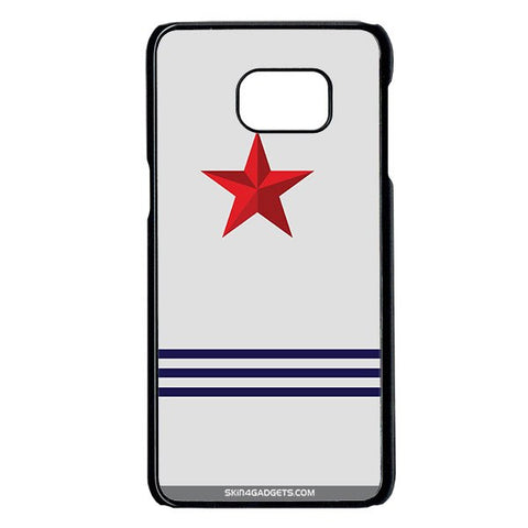 Star Strips For Samsung Galaxy Note 5 Edge BLACK PRO CASE