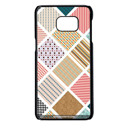 Varied Pattern For Samsung Galaxy Note 5 Edge BLACK PRO CASE