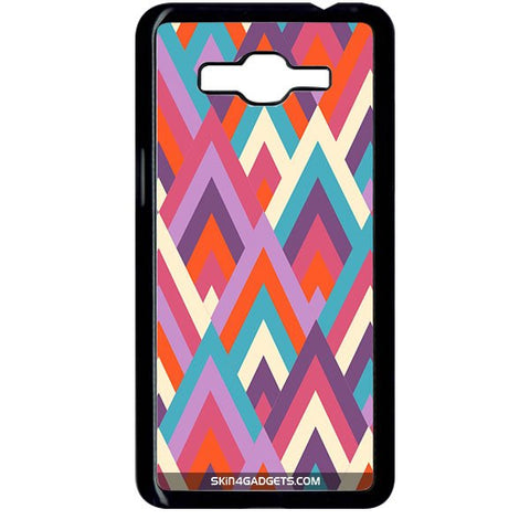Peaks For SAMSUNG GALAXY GRAND PRIME BLACK PRO CASE