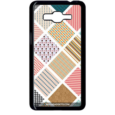 Varied Pattern For SAMSUNG GALAXY GRAND PRIME BLACK PRO CASE