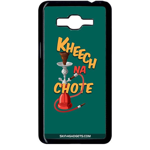 Kheech na Chote For SAMSUNG GALAXY GRAND PRIME BLACK PRO CASE