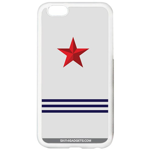 Star Strips For APPLE IPHONE 5 WHITE PRO CASE