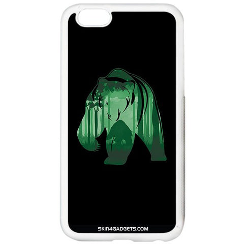 Bear For APPLE IPHONE 5 WHITE PRO CASE