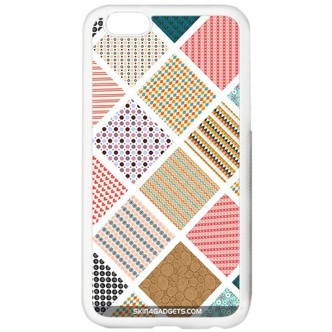 Varied Pattern For APPLE IPHONE 5 WHITE PRO CASE