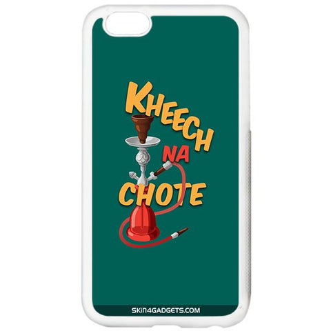 Kheech na Chote For APPLE IPHONE 6S PLUS WHITE PRO CASE