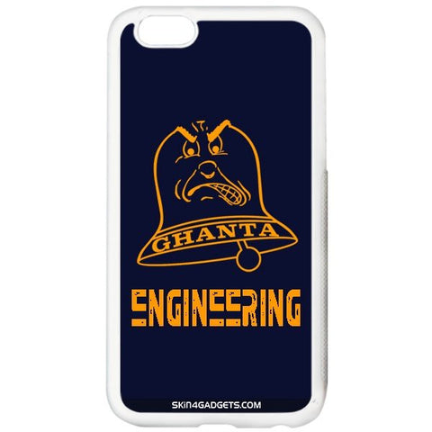 Ghanta Engineering  For APPLE IPHONE 6 WHITE PRO CASE