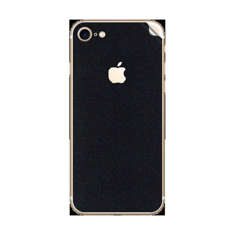 iPhone 7 Black Shine Skin Sticker