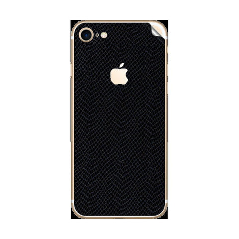 iPhone 7 Leather Texture Skin Sticker