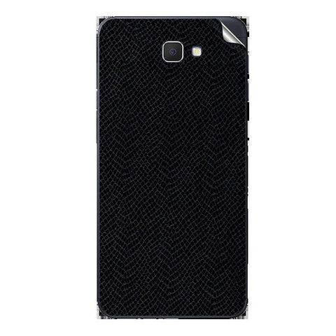 Samsung Galaxy J7 Prime Leather Texture Skin Sticker
