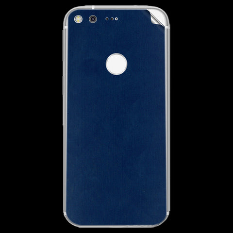 google pixel xl Blue Matte Skin Sticker