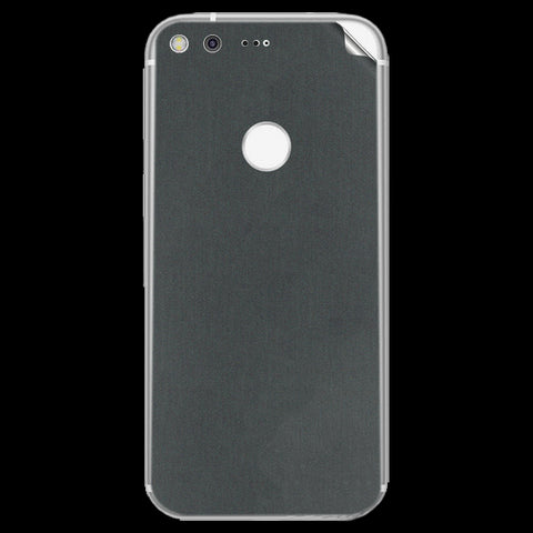 google pixel xl Grey Matte Skin Sticker