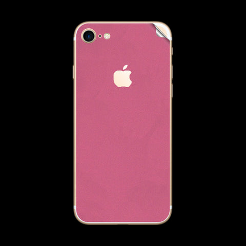 iPhone 7 Pink Shine Skin Sticker