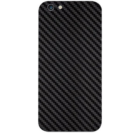 Black Carbon Fiber Texture For APPLE IPHONE 6S Skin