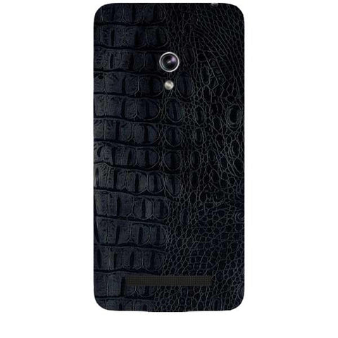 Black Leather Texture For ASUS ZENPONE 5 Skin