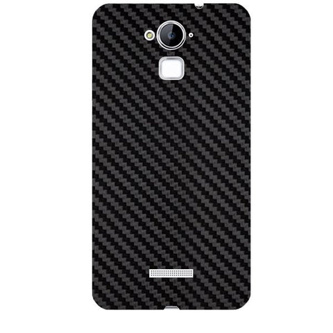 Black Carbon Fiber Texture For COOLPAD NOTE 3 Skin