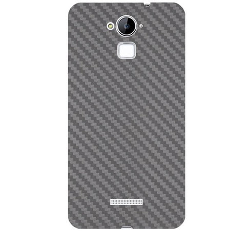 Silver Carbon Fiber Texture For COOLPAD NOTE 3 Skin