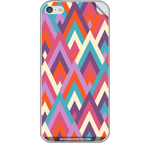 Peaks For APPLE IPHONE 5C Skin