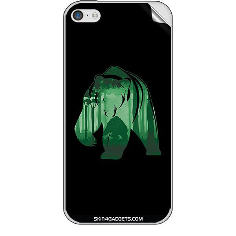 Bear For APPLE IPHONE 5C Skin