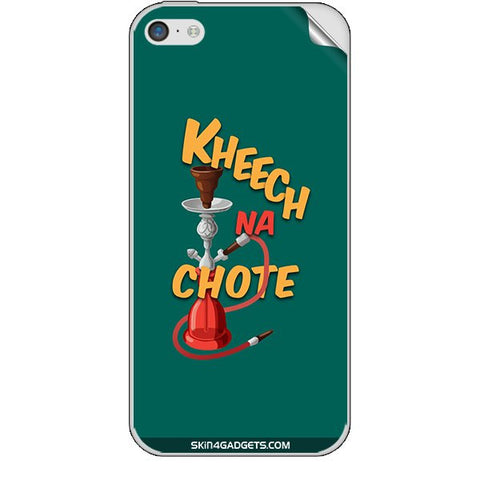 Kheech na Chote For APPLE IPHONE 5C Skin