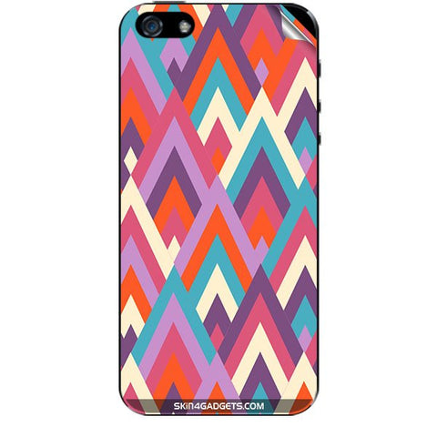 Peaks For APPLE IPHONE 5S Skin