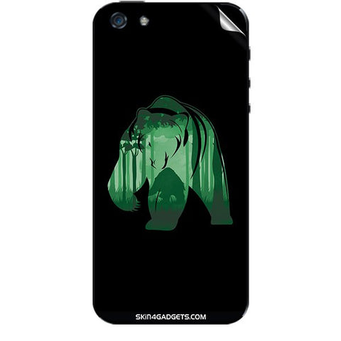 Bear For APPLE IPHONE 5S Skin
