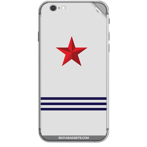 Star Strips For APPLE IPHONE 6S PLUS Skin