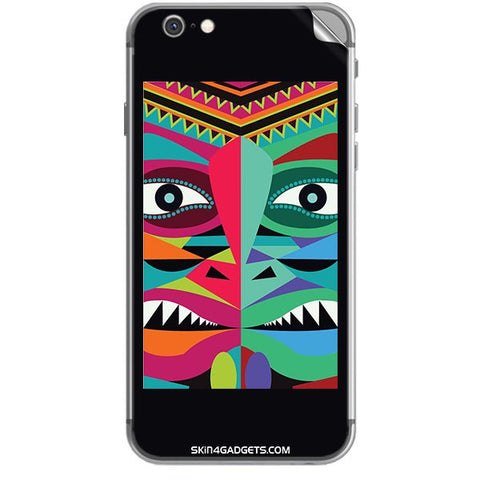 Tribal Face For APPLE IPHONE 6S PLUS Skin
