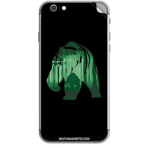 Bear For APPLE IPHONE 6S PLUS Skin