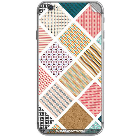 Varied Pattern For APPLE IPHONE 6S PLUS Skin