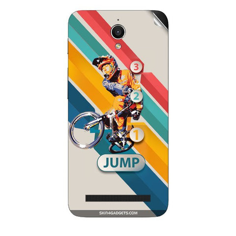 1 2 3 Jump For ASUS ZENFONE 4.5 Skin