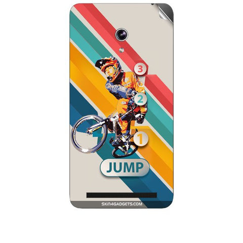 1 2 3 Jump For ASUS ZENFONE 6 Skin