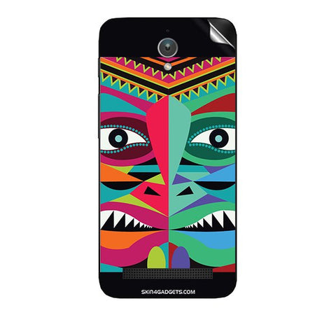 Tribal Face For ASUS ZENFONE SELFIE Skin