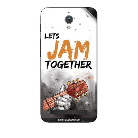 Lets Jam Together For ASUS ZENFONE SELFIE Skin