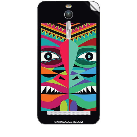 Tribal Face For ASUS ZENFONE 2 Skin