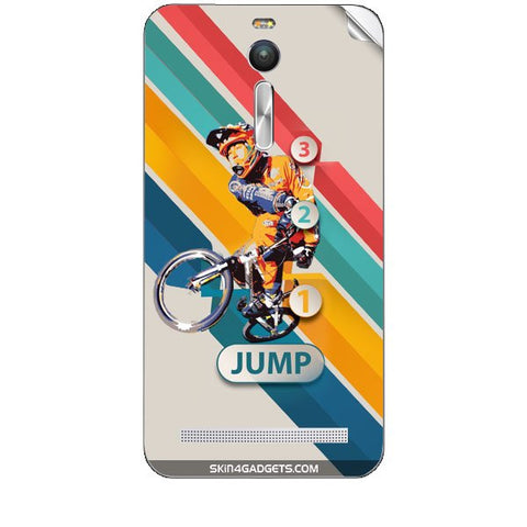 1 2 3 Jump For ASUS ZENFONE 2 Skin