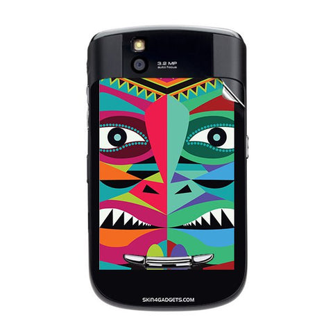 Tribal Face For BLACKBERRY 9630 Skin