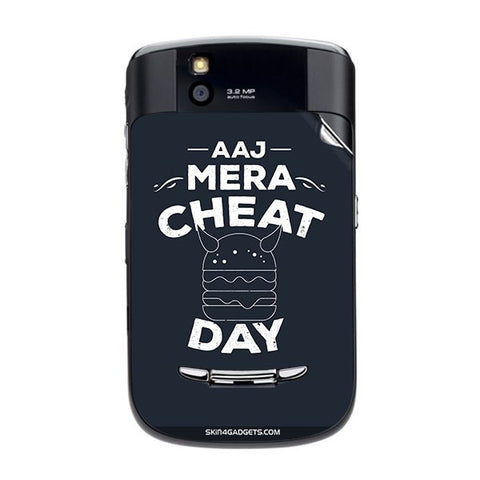 Aaj Mera Cheat Day For BLACKBERRY 9630 Skin