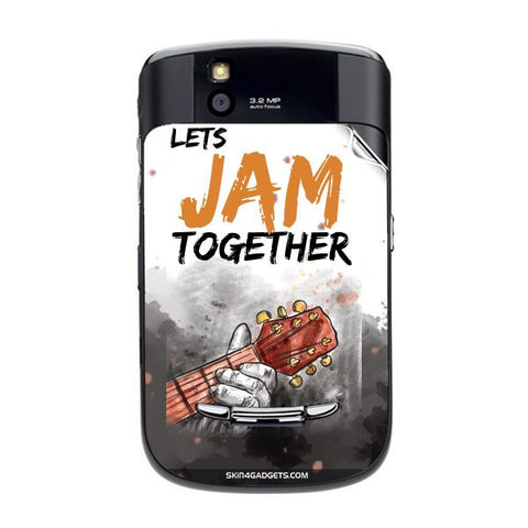 Lets Jam Together For BLACKBERRY 9630 Skin