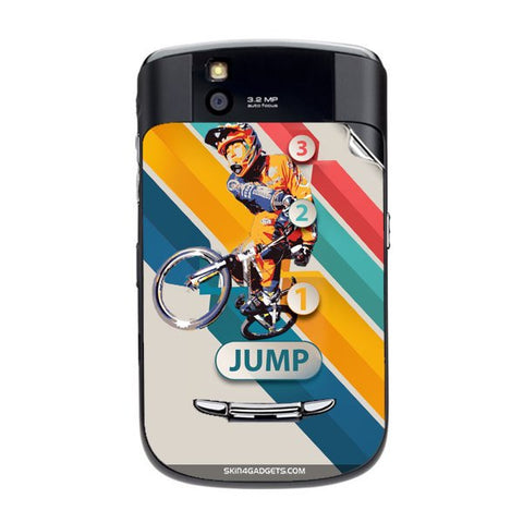 1 2 3 Jump For BLACKBERRY 9630 Skin