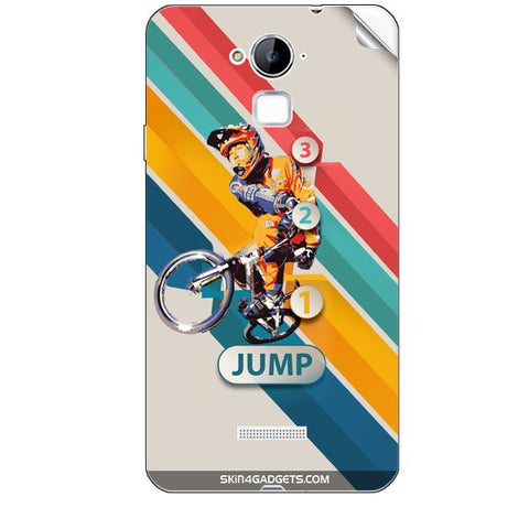 1 2 3 Jump For COOLPAD NOTE 3 Skin