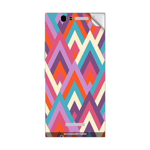 Peaks For GIONEE ELIFE E7 MINI Skin