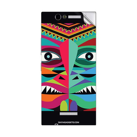 Tribal Face For GIONEE ELIFE E7 MINI Skin
