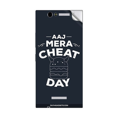 Aaj Mera Cheat Day For GIONEE ELIFE E7 MINI Skin