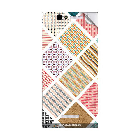 Varied Pattern For GIONEE ELIFE E7 MINI Skin