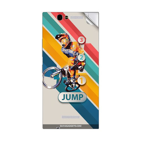 1 2 3 Jump For GIONEE ELIFE E7 MINI Skin - skin4gadgets